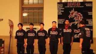 Nu Alpha Phi | Theta Chapter | Theta Class Probate