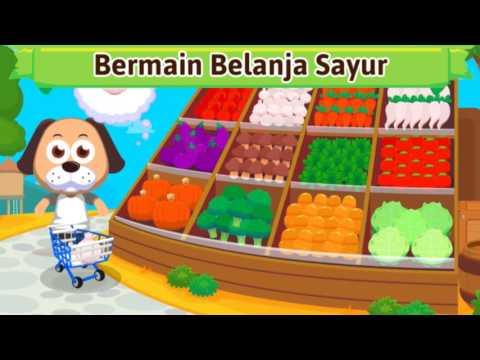 Marbel Sayur - Game Edukasi Anak Gratis untuk Android di Google Play Store