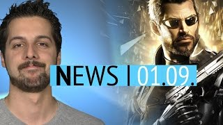 Release-Termin für Uncharted 4 - Alberne Vorbestell-Aktion für Deus Ex: Mankind Divided - News