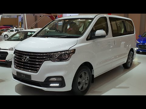 In Depth Tour Hyundai H-1 Elegance CRDi [TQ] Facelift (2018) - Indonesia