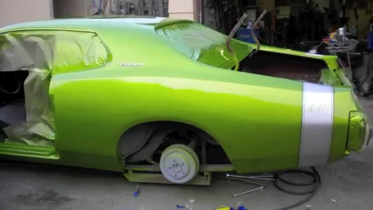 1973 Dodge Charger Restoration Doovi