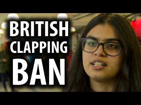 British SJWs Ban Clapping At Manchester University