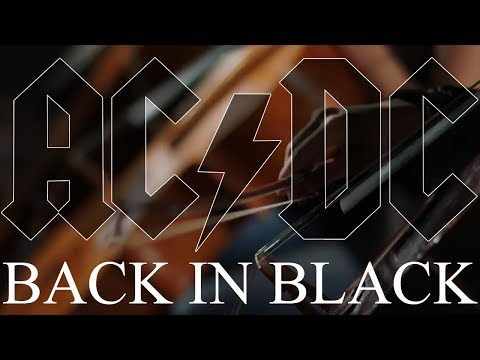 AC/DC - Back in Black (6 Cellos) cover