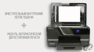 Видеообзор HP Officejet Pro 8600 (Plus)