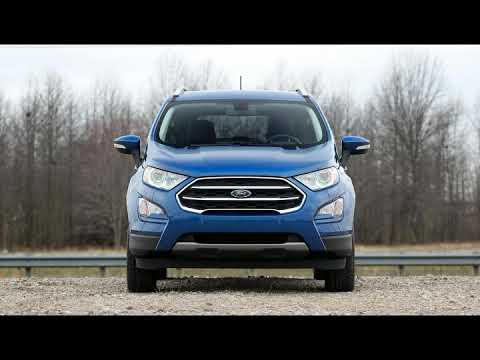 WOW NICE CAR!! 2018 ford ecosport Review!!!