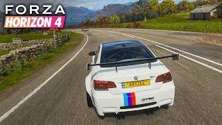 Forza Horizon 4 | Widebody BMW M3 E92 Gameplay [1440p60]