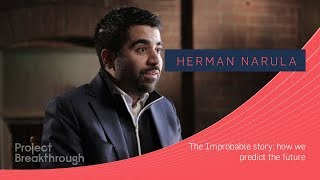Herman Narula, Improbable   How We Predict The Future