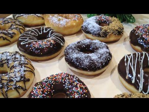Пончики Самые Вкусные. Мой любимый рецепт пышных пончиков . Лёгкий рецепт пончиков🍩