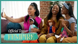 Official Teaser: 'Fempire' with Ayesha Curry