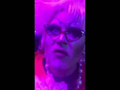 8 mile wide vagina at drag show bingo