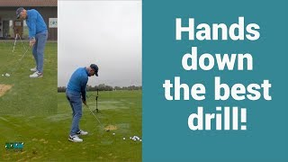 Hands down the best drill for your golf swing