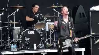 The Wildhearts - Sick Of Drugs (live at Download Festival 2014)