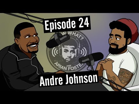 Andre Johnson (Former NFL Pro Bowl Wide Receiver) - #24 - No