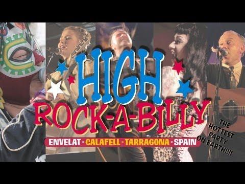 HIGH ROCKABILLY FESTIVAL - Calafell, Spain (promo) BOPFLIX
