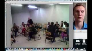 "The Most Fun English Teaching (ESL) Game -- ""Hot Seat"""