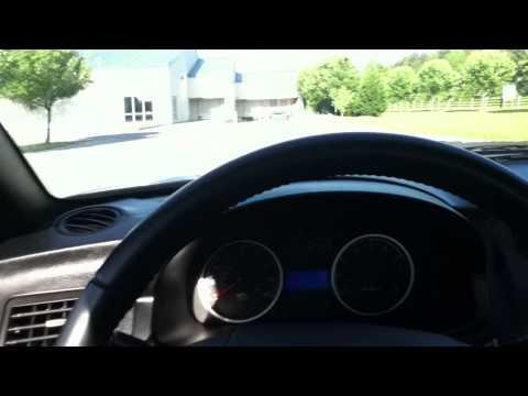 08 Tiburon GT Borla Exhaust And AEM Cold Air Intake