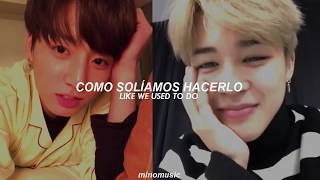 We Don't Talk Anymore - Jimin & Jungkook (Sub. Español // Eng Lyrics ) [BTS / FMV] thumbnail