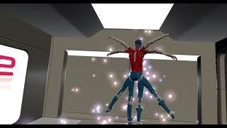 VR - uCreate Studio: An Exhibition of the Technologies of uCreate Studio, University of Edinburgh.