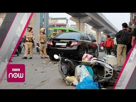 70% nguyên nhân tai nạn giao thông do rượu, bia   VTC Now