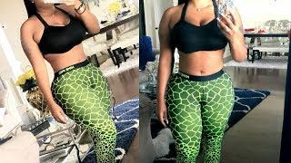My Secret To A Small Waist / Flat Stomach In A Week | Fast Body Transformation W/ Jsculpt Fitness