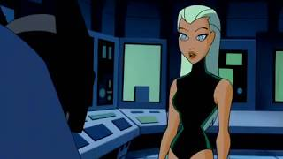Batman Beyond saves Aquagirl