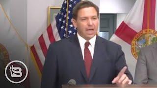 DeSantis TRASHES Biden for Attacking Florida's Handling of COVID-19