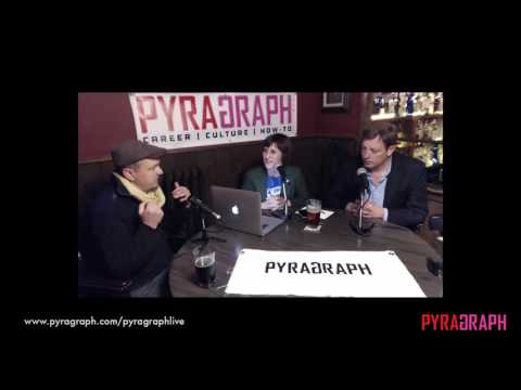 Pyragraph LIVE from the Albuquerque Press Club: Jared Putnam