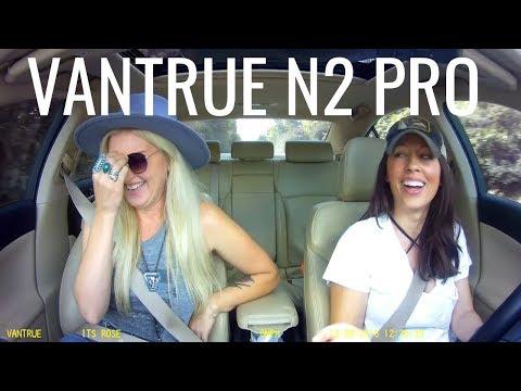 Meet The Vantrue N2 Pro Dual 1080P Dash Cam And Take A Tour Of Nashville