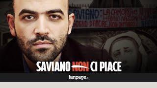 In giro per Napoli per capire cosa pensa la città di Roberto Saviano, e se le sue storie sono vere