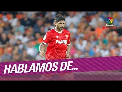 Hablamos de... Éver Banega, jugador del Sevilla FC