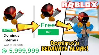 5,999,999 DOMINION FOR FREE! Roblox English