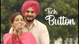 Tich Button Song | Full Lyrics | Kulwinder Billa | LyricsMaze