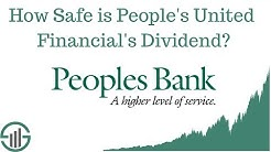How Safe is People's United Financial's Dividend?