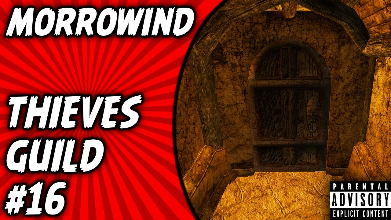 Morrowind Thieves Guild Quest The Brothers Ienith (Walkthrough/Gameplay)