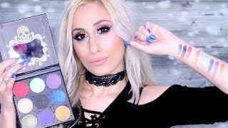 TZ cosmetix TWILIGHT Eyeshadow Palette || FULL REVIEW + DEMO
