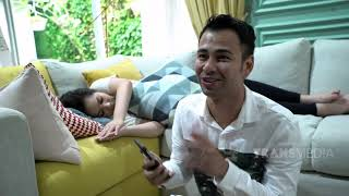 JANJI SUCI -  Lucu Banget Nagita Dipaksa Nimbang Berat Badan Sama Raffi (2/9/19) Part 2
