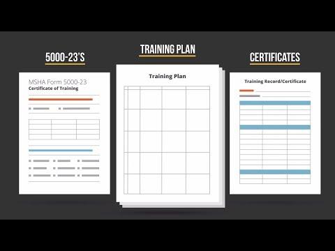 Convergence MSHA Part 46 Training