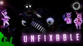 "DAGames - ""Unfixable"" (FNAF Sister Location Song)"