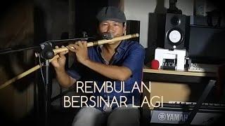 Download lagu REMBULAN BERSINAR LAGI KARAOKE FULL LIRIK SERULING ASLI MP3