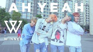 Gambar cover [KPOP IN PUBLIC CHALLENGE] WINNER - 'AH YEAH (아예)' | Dance Cover | B.K.A.V