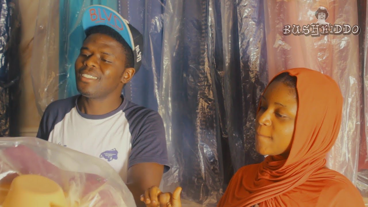 Abaya | Bushkiddo latest comedy 2021