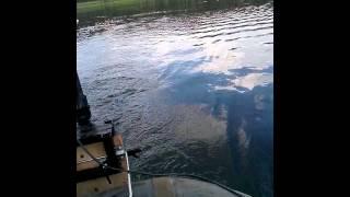 Самодельный лодочный электромотор