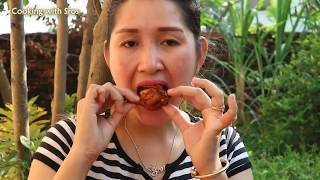 Yummy Chicken Wing Fried Recipe   Chicken Wing Cooking   For beginners 2018