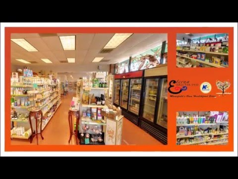 Health & Diet Food Products   Eterna Health Food Store Mansfield TX