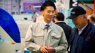 サタケに入社2年目の若手セールスマンの仕事に密着したドキュメンタリ...
