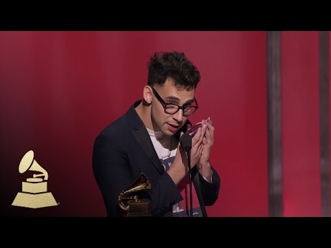 Taylor Swift Accepting on the Phone | Best Pop Vocal Album | 58th GRAMMYs