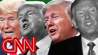 Trump's wildest lines of 2019