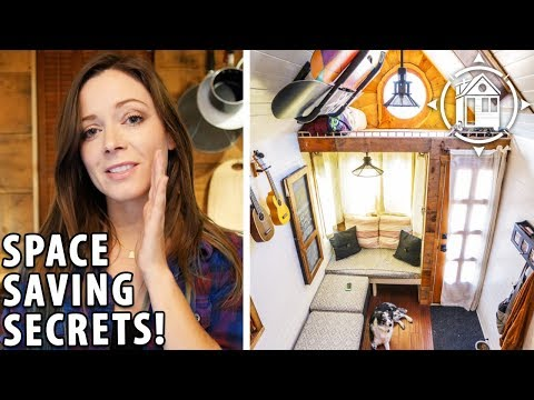14 Awesome Tiny House Space Savers - Appliances and Gadgets