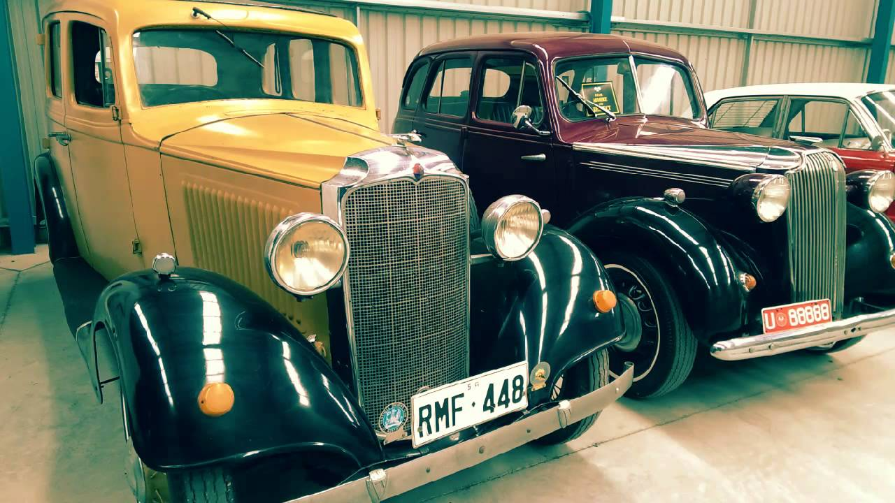 Classic Cars by Firma Trading - YouTube