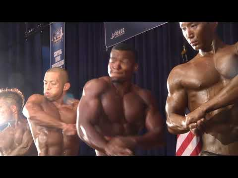 Central Japan Bodybuilding Competition